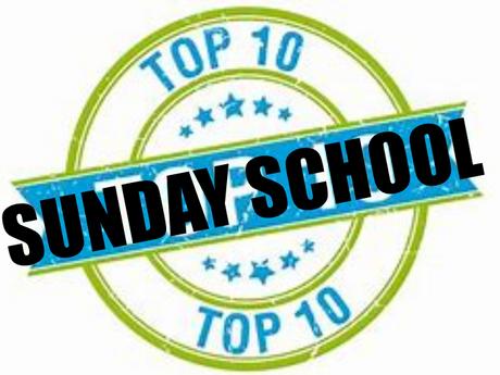 Top Ten of Effective Sunday School, part 1