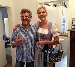 Cornelia und Lutz Wengler, Ferienwohnungen im Lüftlmalereck in Oberammergau