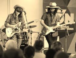 Fender Benders - Louise and James