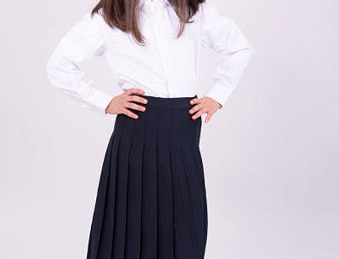 חצאית פליסה לבית ספר