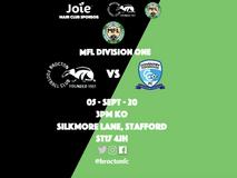 Brocton 3 Coventry Copsewood 3