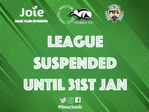 Tier 4 Update - League Suspended
