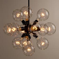 Chandelier & Light Installation