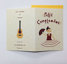 Happy birthday in Spanish