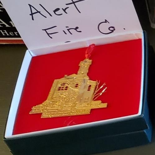 ALERT FIRE CO