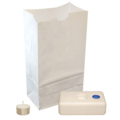 Combination Bag w/ Candle and Base