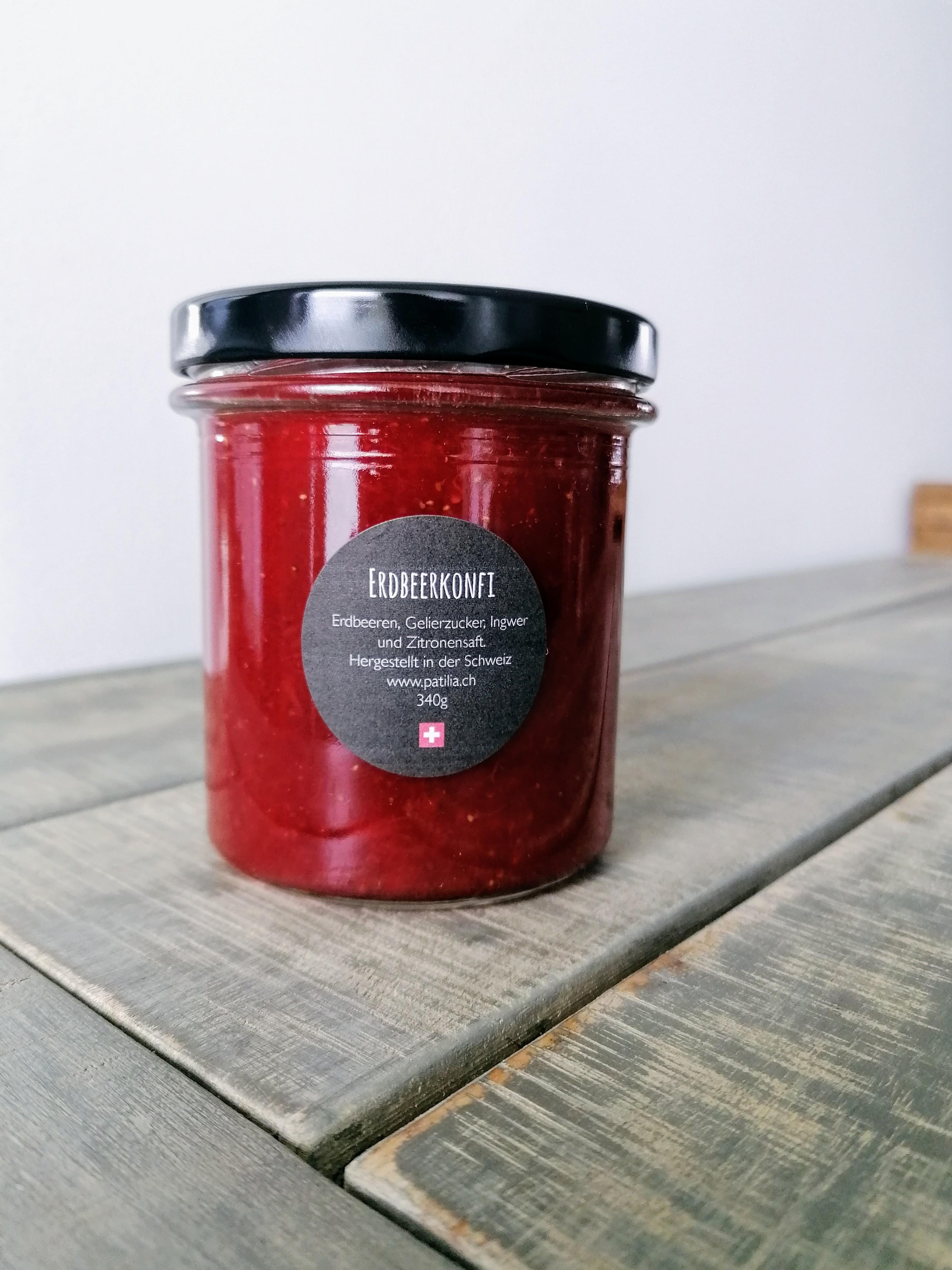 Erdbeerkonfi