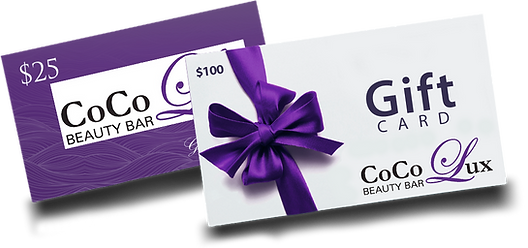 Coco Lux Gift Cards