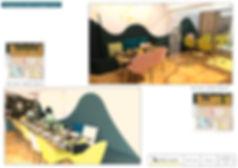 vues 3D sketchup salle à manger decoration