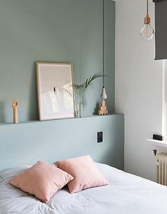 agencement décoration conseil decoratrice chambre