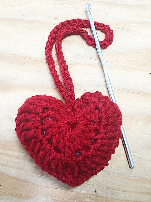 Heart Purse Charms / Keychains