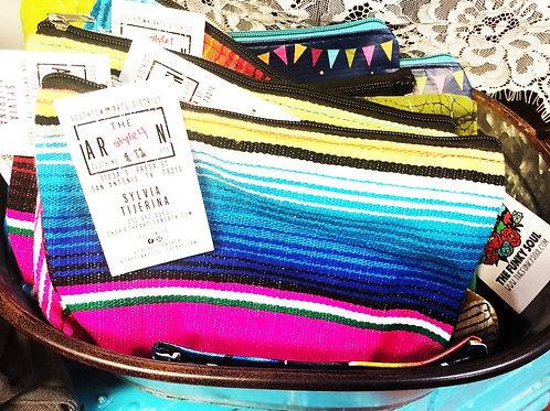 Serape Cosmetic Bags - Free Shipping