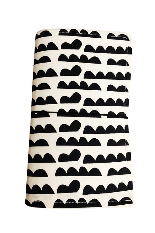 Clouds Fabric Journal  - Free Shipping