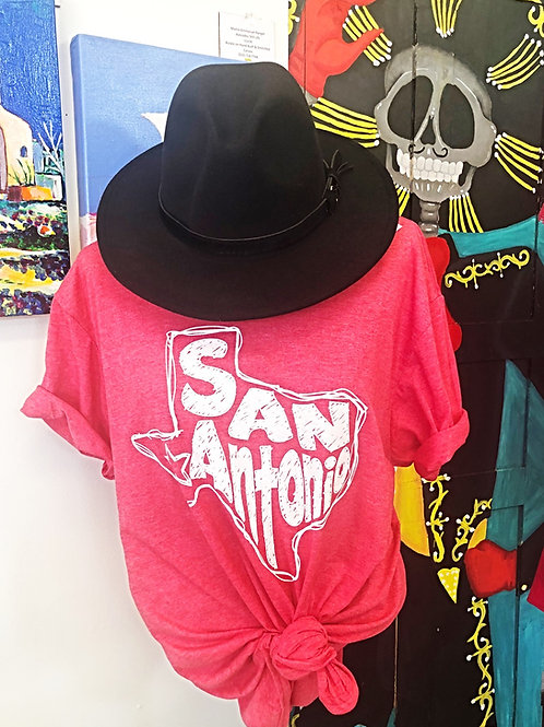 San Antonio Texas T-Shirt - Free Shipping