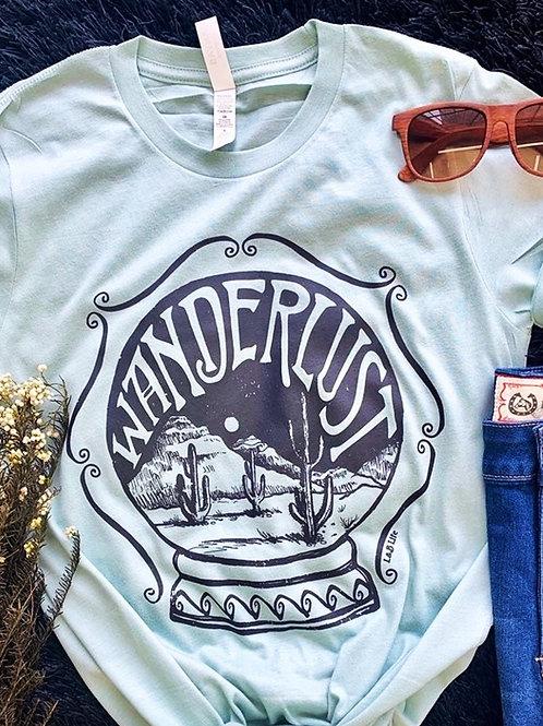 Wanderlust T-Shirt - Free Shipping