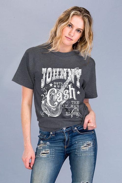 Johnny Cash T-Shirt - Free Shipping