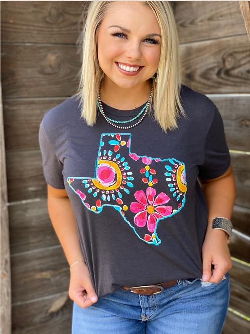 Mexi Tejas T-Shirt