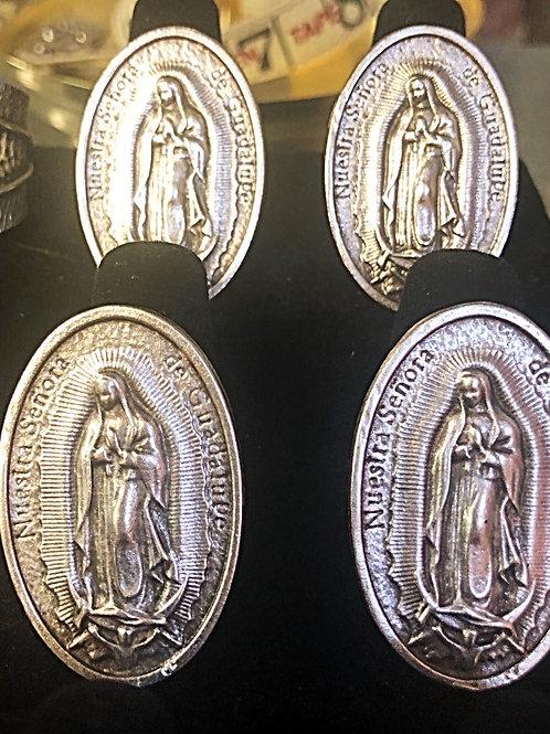 Virgen de Guadalupe Ring