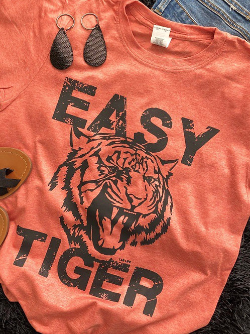 Easy Tiger T-Shirt - Free Shipping