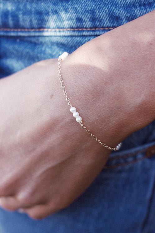 Shelby Bracelet - Gold/Silver