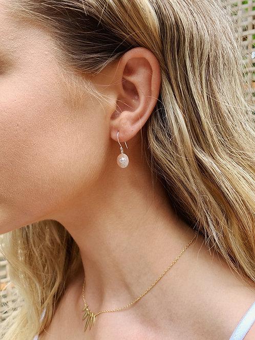 Kady Earrings - Silver