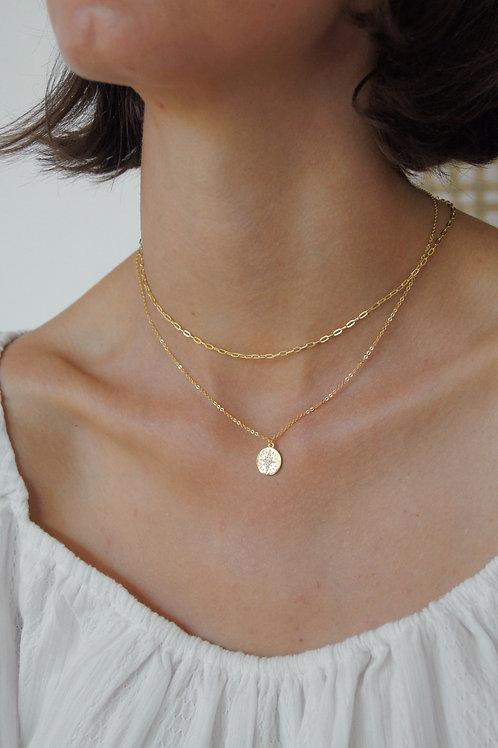 Kristin Necklace - Gold