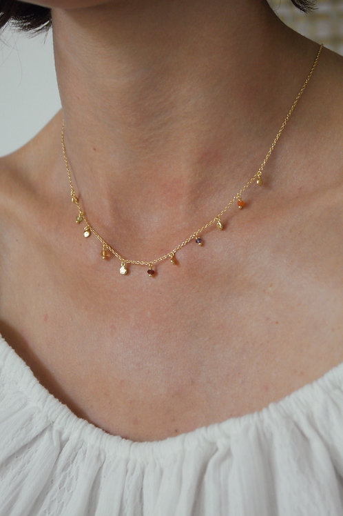 Asta Necklace - Gold/Silver