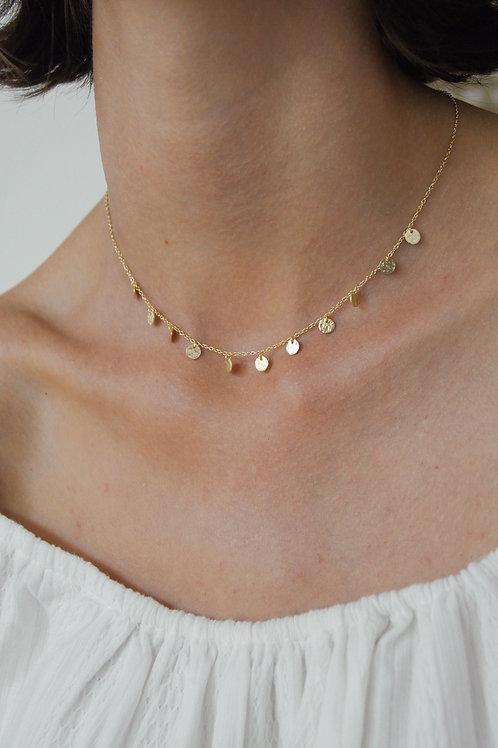 Rosita Necklace - Gold/Silver