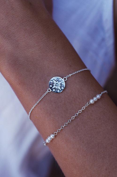 Kira Bracelet - Silver
