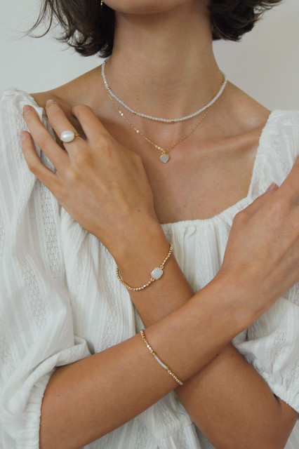 14k Gold Filled and Stirling Silver Jewellery