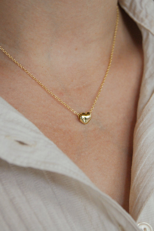Jeni Heart Necklace
