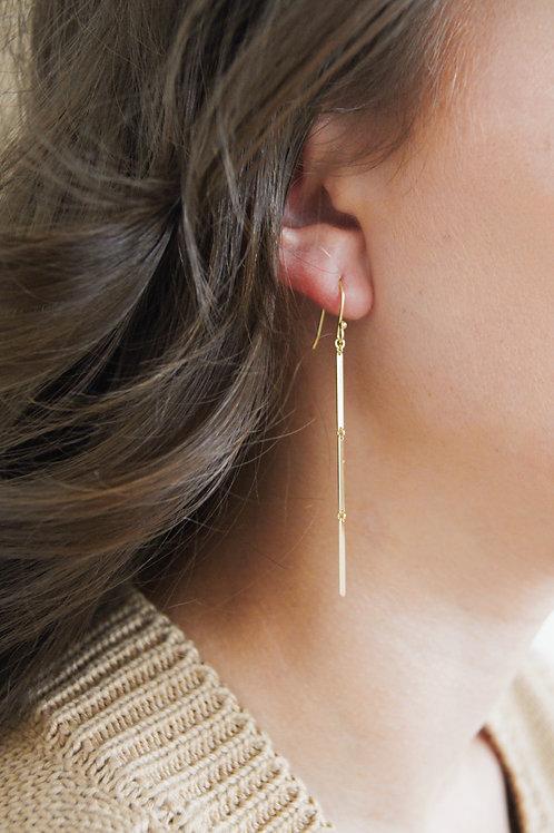 Alice Bar Earrings