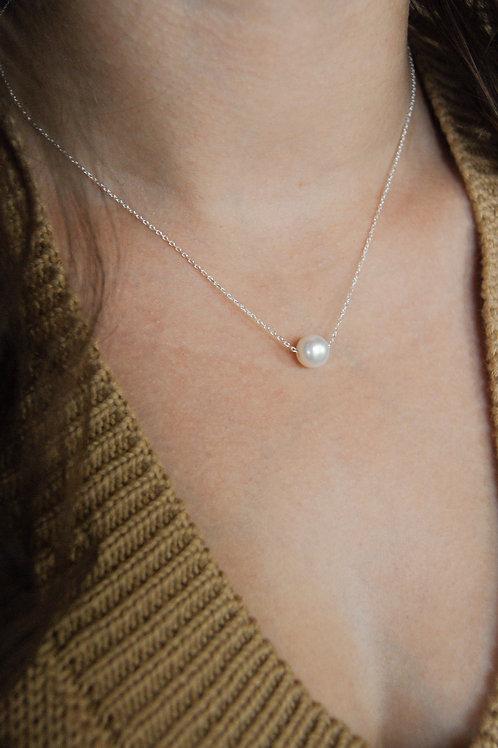 April Pearl Necklace