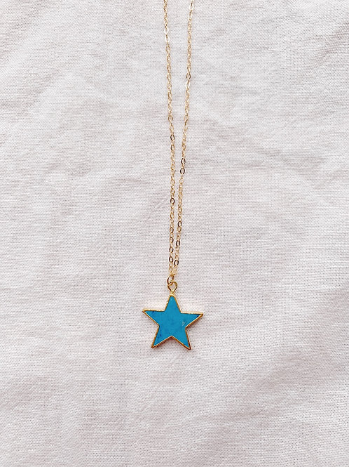 Kendall Necklace - Turquoise