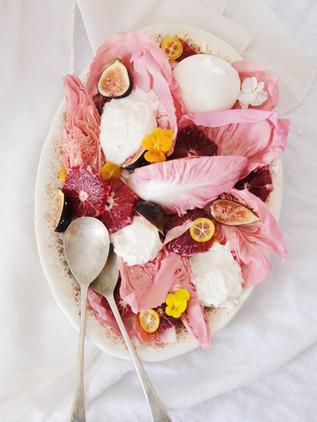 Pink Radicchio Salad