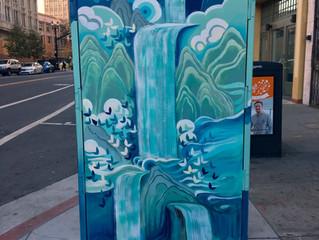 Painting in Public