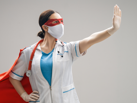 Why Healthcare Professionals are Real-Life Superheroes