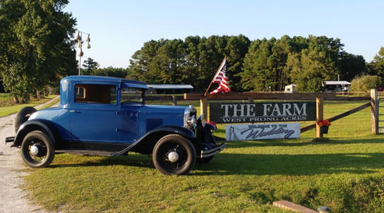 The Farm at West Prong Acres, Weddings and Special Event Venue