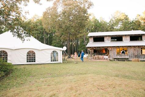 West Prong Acres Wedding Venue Reception for Patton Wedding