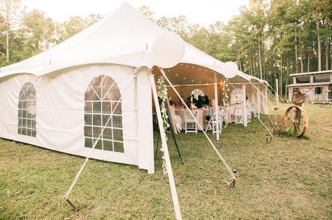 NC Wedding Venue Large Reception