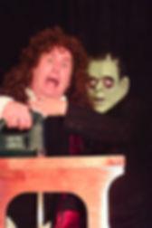 Frankenstein & Monster