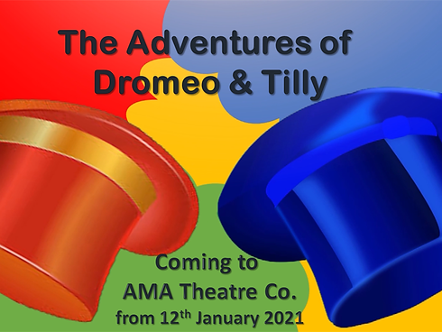 The Adventures of Dromeo & Tilly .png