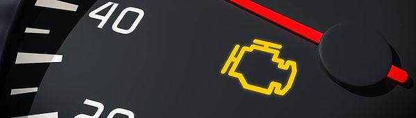 Check Engine Light at Ek Automotive