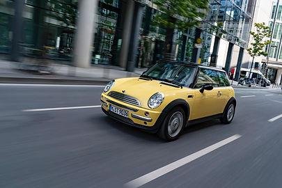 Mini at Ek Automotive