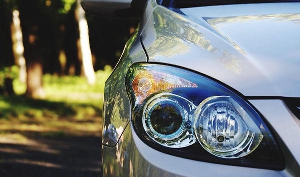 Headlights at Ek Automotive