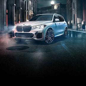 BMW at Ek Automotive