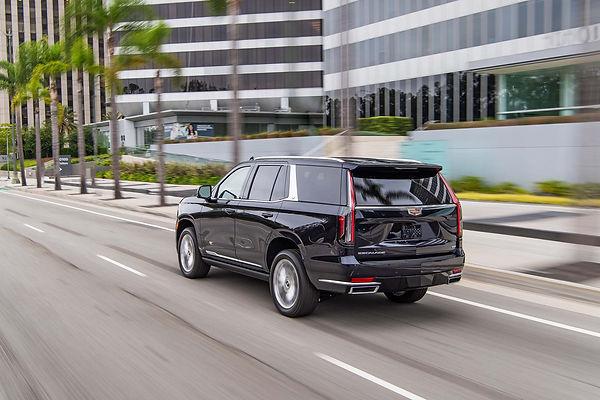Cadillac at Ek Automotive