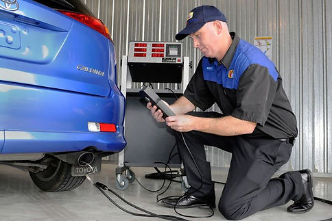 Emissions at Ek Automotive