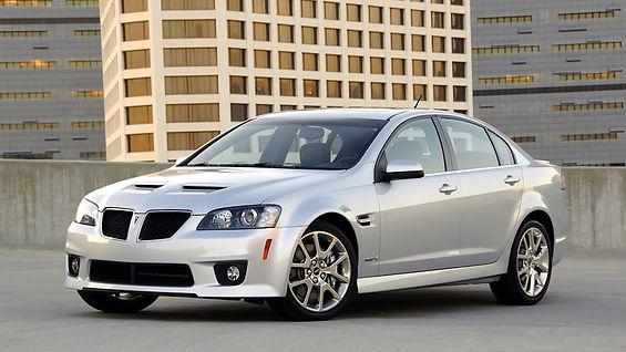 Pontiac at Ek Automotive