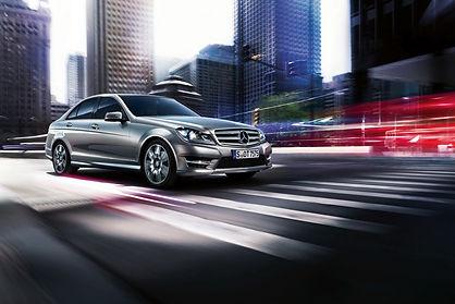 Mercedes at Ek Automotive